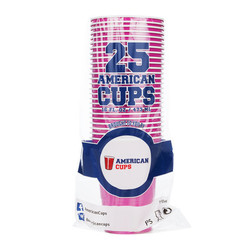 Pink Cups - Roze - 473ml (25st)