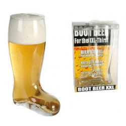 XXL Bierlaars - 800ml - Glass Beer Boot